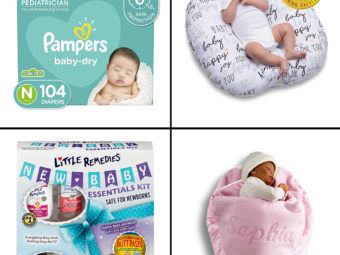 11 Best Newborn Girl Gifts In 2021