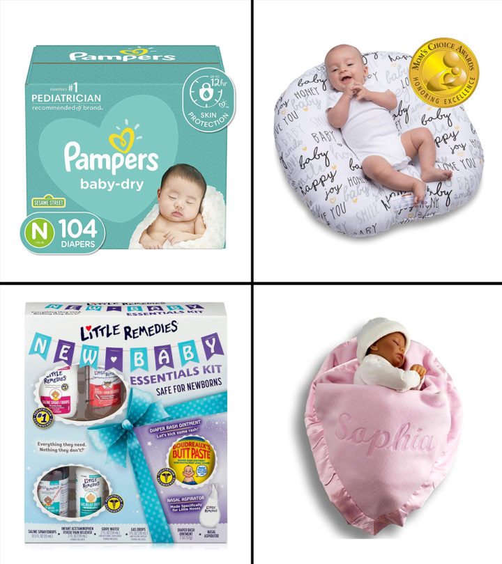Best Newborn Girl Gifts