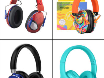 11 Best Noise-Canceling Headphones For Babies And Kids In 2021
