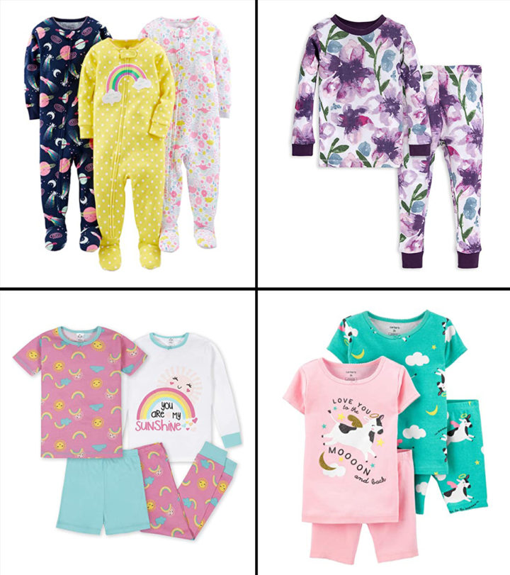Best Pajamas For Girls Of