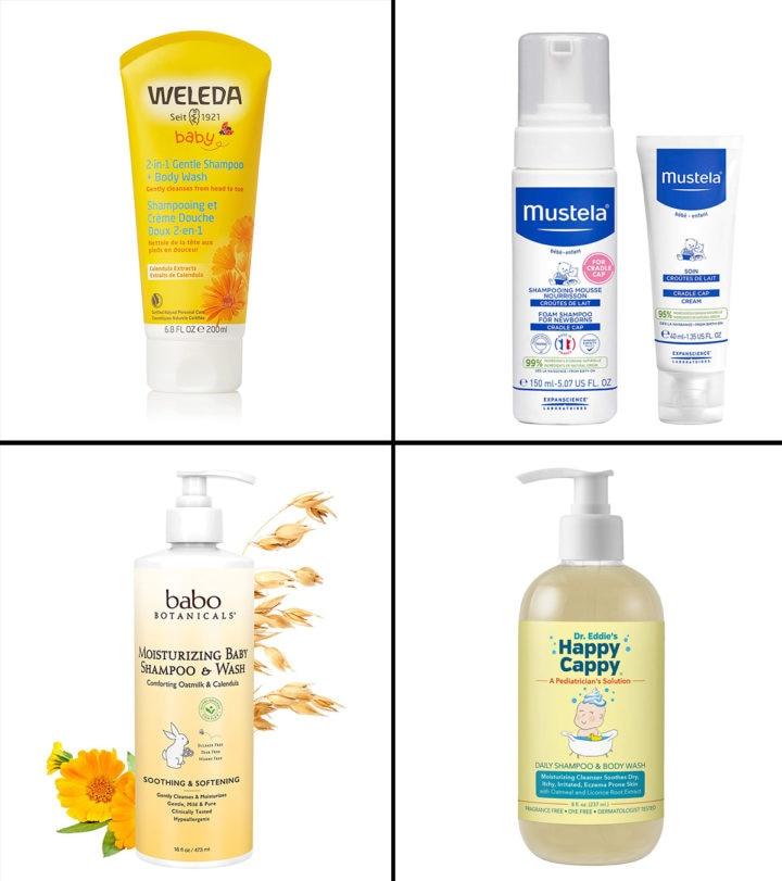 Best Shampoos For Cradle Cap