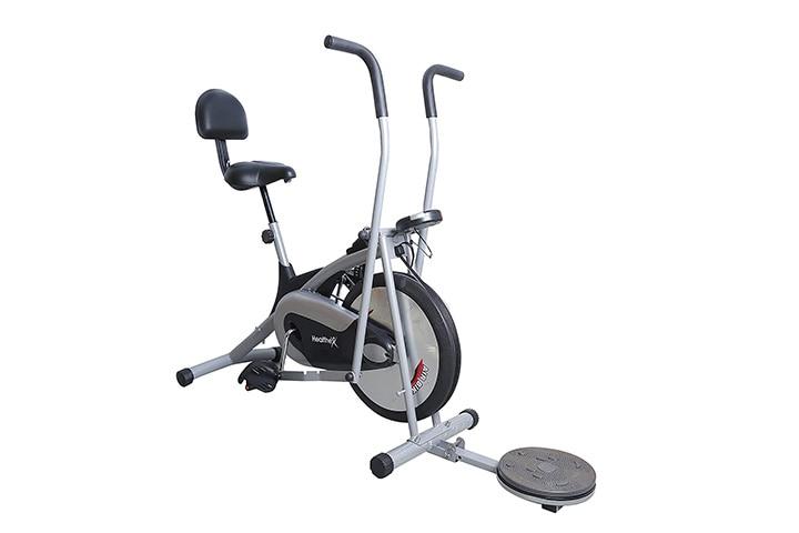 Body Gym Air Bike Platinum DX Exercise Cycle