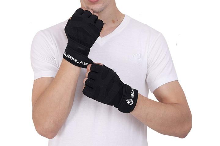 Burnlab Basic Gym Gloves