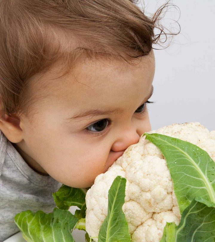 Cauliflower for Babies Right Age, Benefits, And Recipes