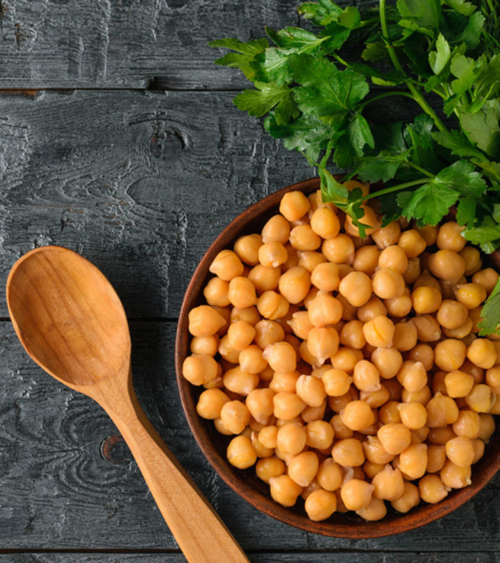 Chickpeas For Baby In Hindi