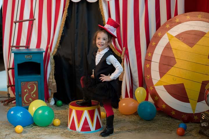Circus party