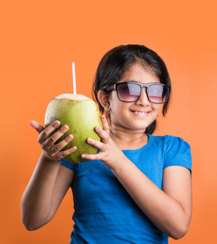 Coconut Water Benefits For Kids In Hindi