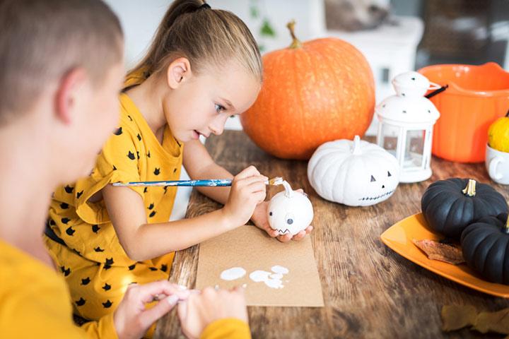 Cookie-cutter pumpkin