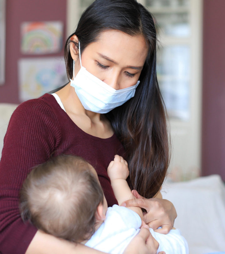 Covid-19 And Breastfeeding Safety And Precautions To Take
