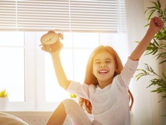 Daily Routine For Children: Chart, Importance, And Tips To Set It