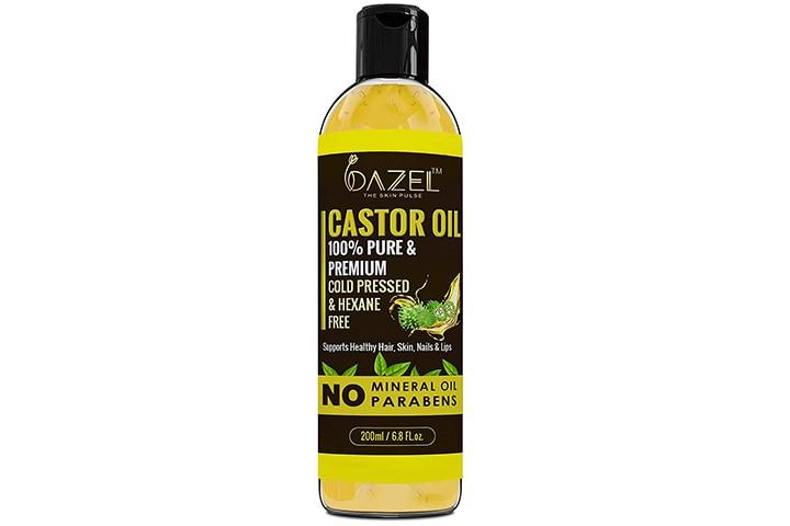 Dazel The Skin Pulse Castor Oil