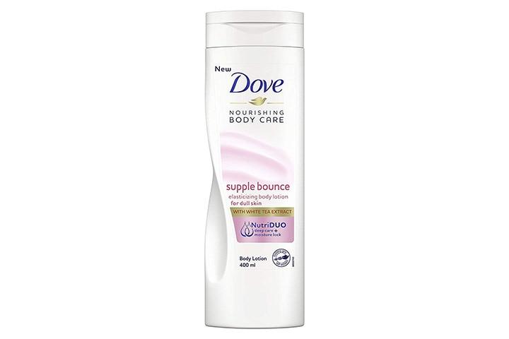 Dove Supple Bounce Body Lotion