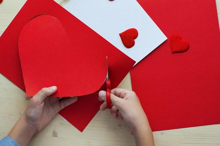 Fix a wrinkled heart