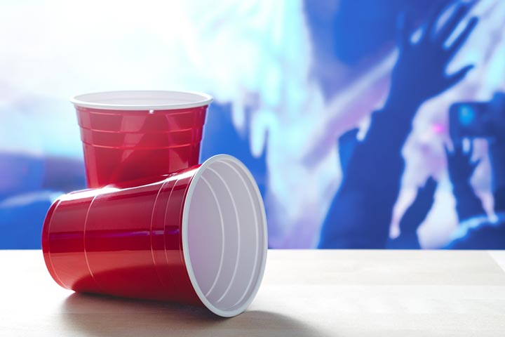 Flip the cup
