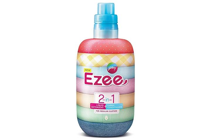 Godrej Ezee 2-in-1 Liquid Detergent + Fabric Conditioner