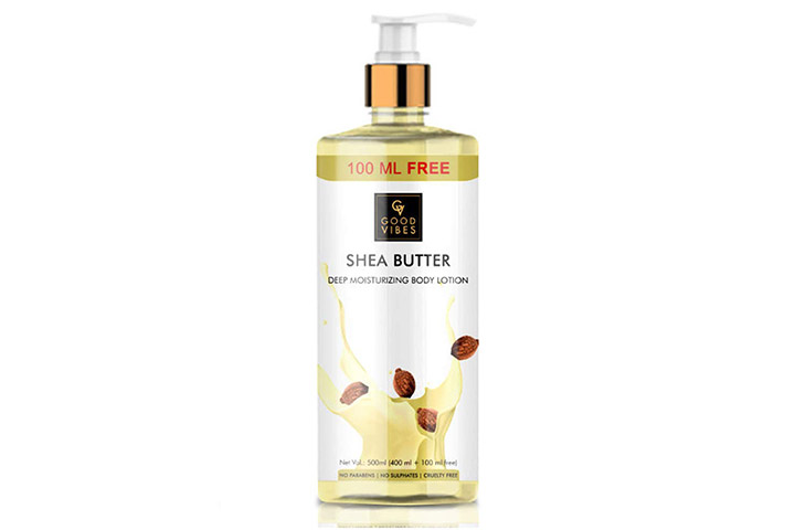 Good Vibes Shea Butter Body Lotion