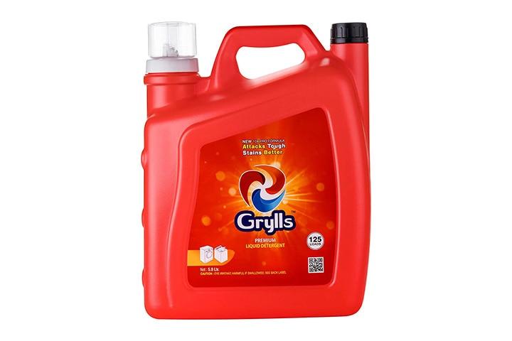Grylls Liquid Detergent