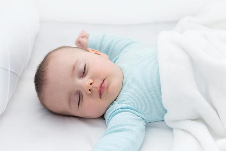 How Much Sleep Does A Baby Need Age Wise Chart