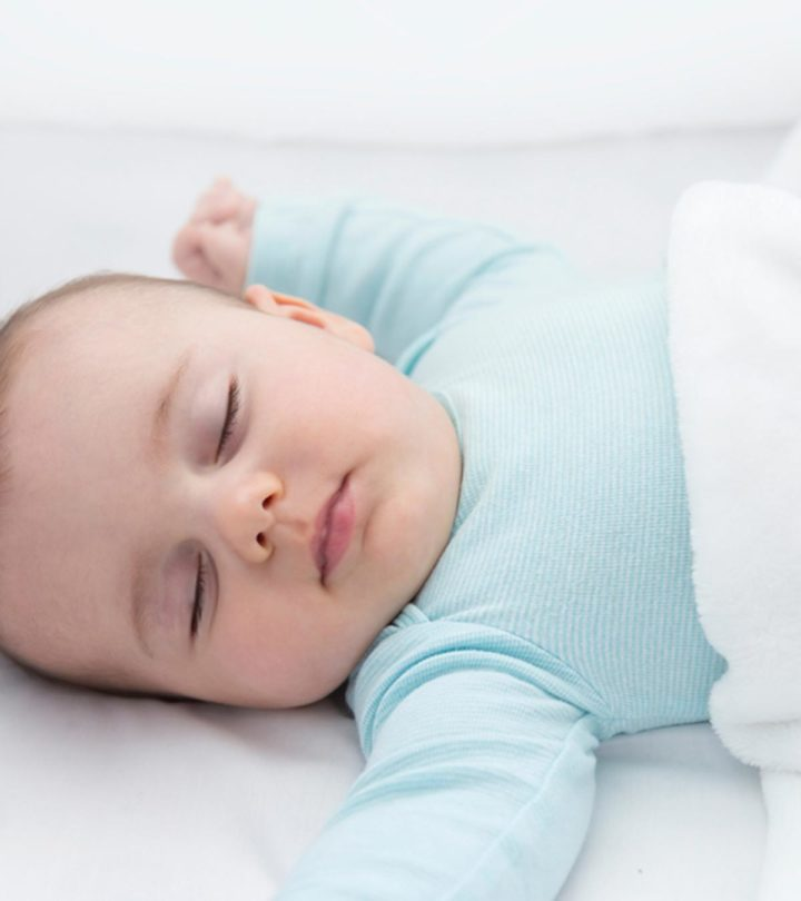 How Much Sleep Does A Baby Need? Age-Wise Chart