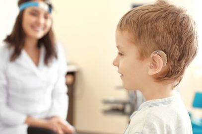 How To Choose The Right Hearing Aids For Kids?