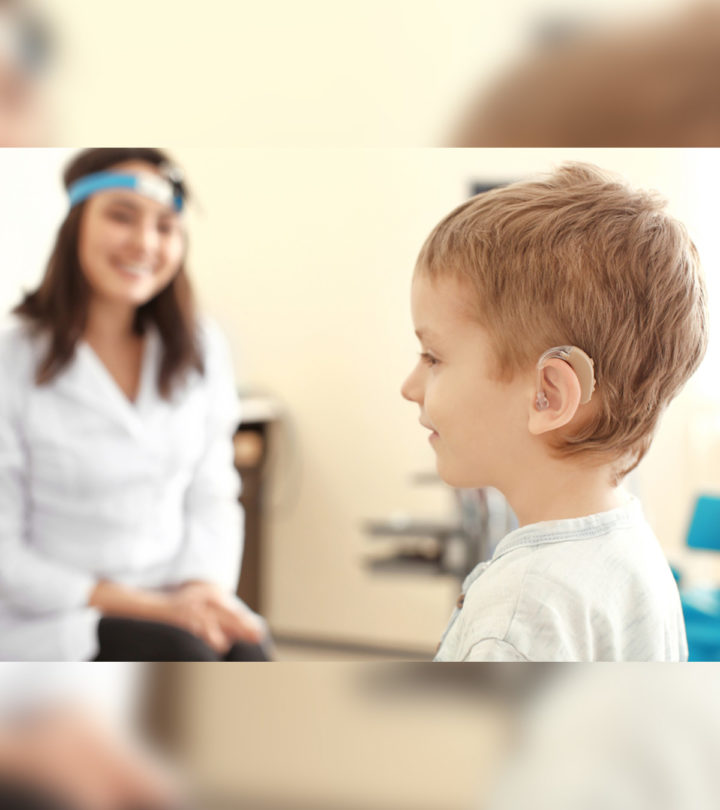 How To Choose The Right Hearing Aids For Kids