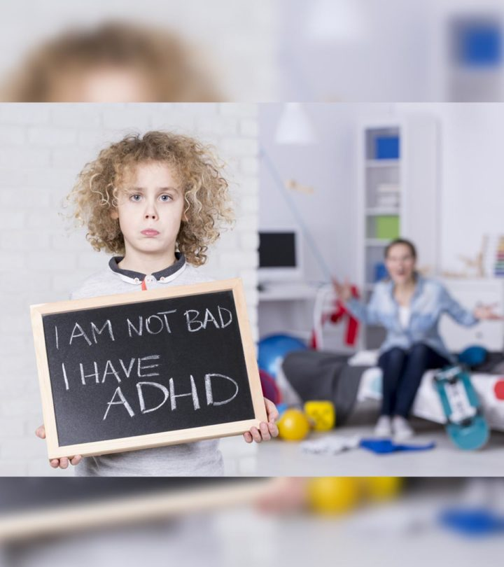 How To Discipline A Child With ADHD