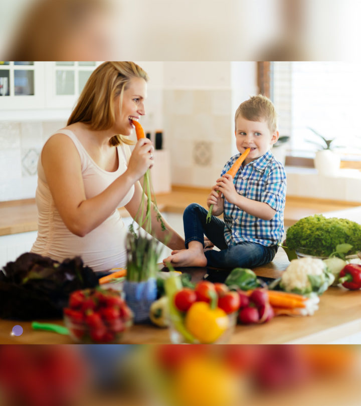 How To Get Children To Eat and Love More Vegetables