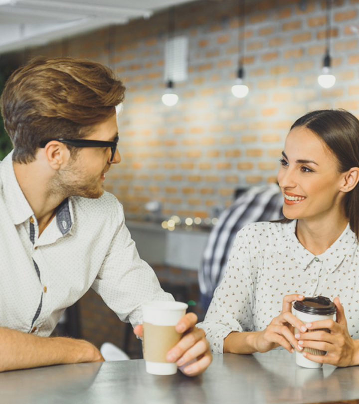 How To Start A Conversation With A Guy 25 Simple Ways To Do