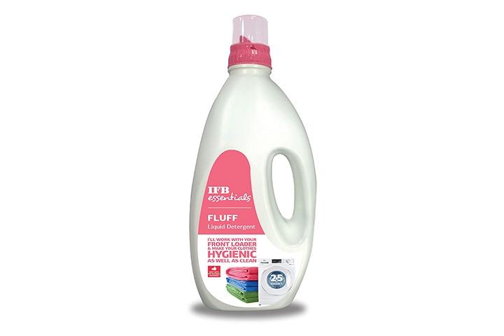 IFB Essentials Fluff Front Load Fabric Detergent