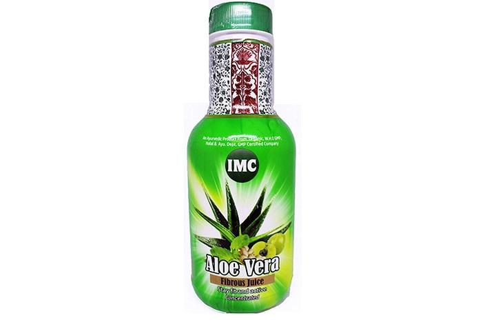 Imc Aloe Vera Fibrous Juice