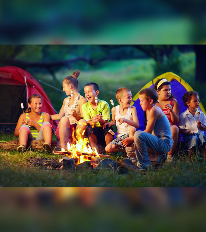 Important Tips For Camping With Kids