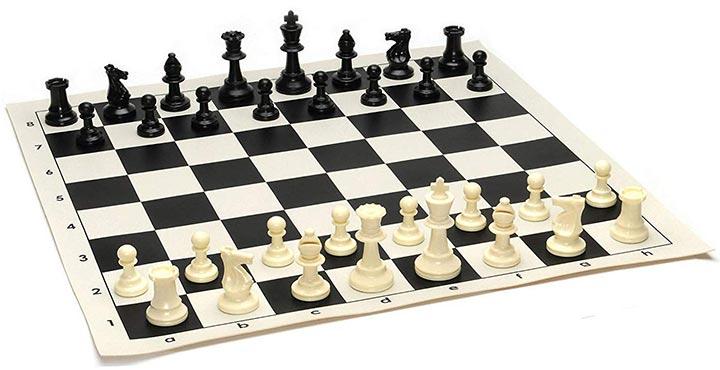 Kids Mandi Kids Tournament Chess Board Set