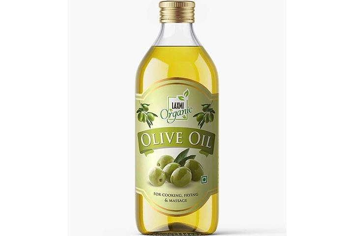 Laxmi Organic Olive Oil