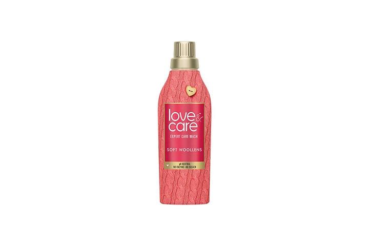 Love & Care Soft Woollens Expert Care Wash Liquid Detergent