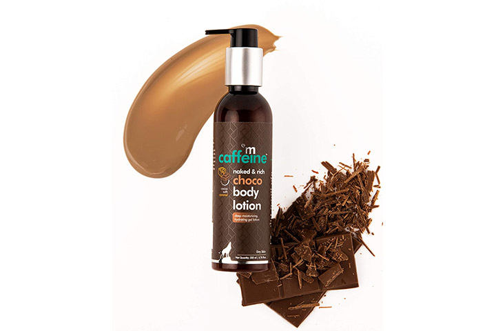 MCaffeine Naked and Rich Choco Body Lotion