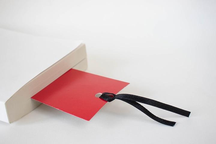 Make kindness bookmarks