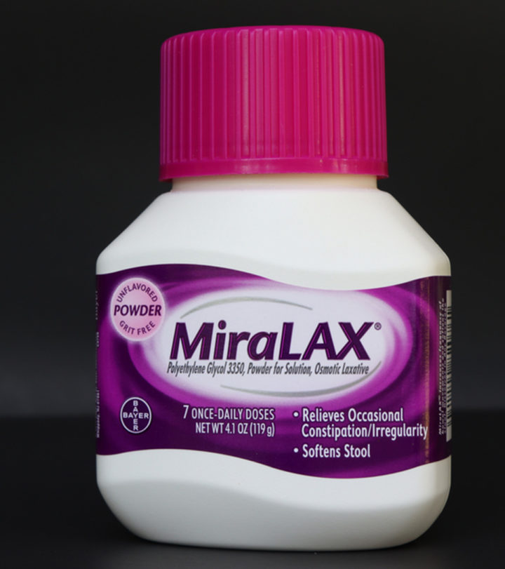 Miralax For Kids Dosage Safety Side Effects
