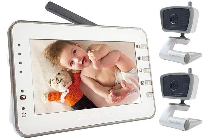Moonybaby Non-WiFi Baby Monitor