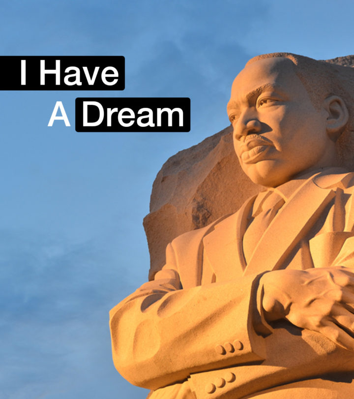 Most Inspiring Martin Luther King Jr Quotes For Kids
