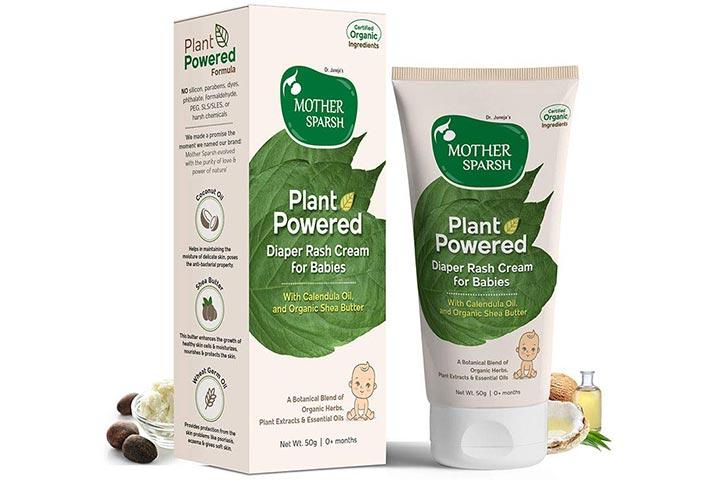 Mother Sparsh Plant-Powered Diaper Rash Cream