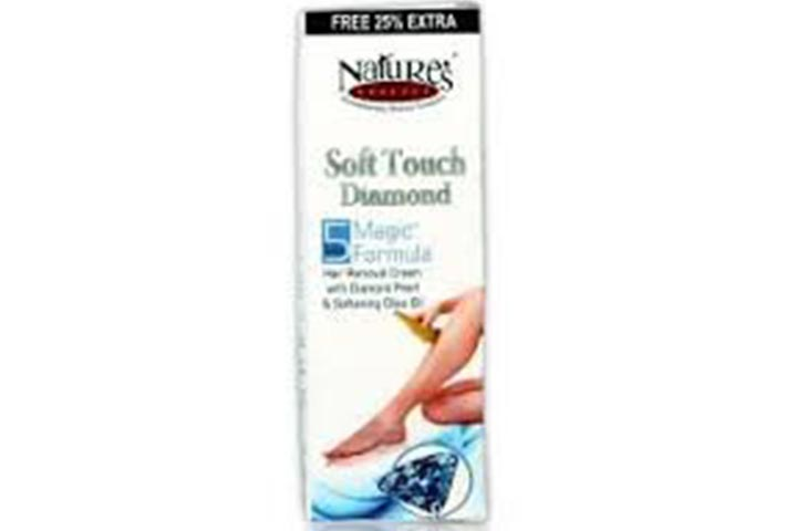 Nature's Essence Soft Touch Diamond Hair Removal Cream
