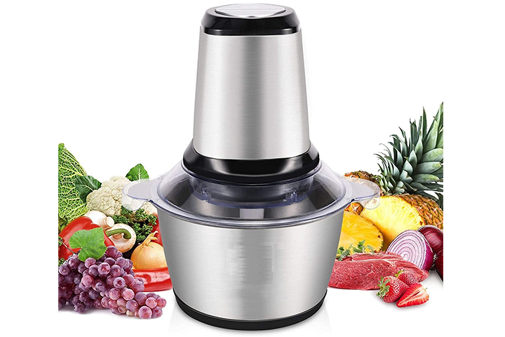 ORPIO Electric Meat Grinders With Bowl