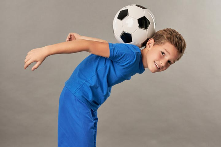 Perform sports skills