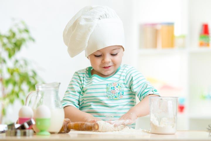 Playdough bakery