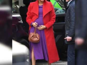 Pregnancy Outfits Of Royal Moms That Prove How Elegant Maternity Styles Can Be