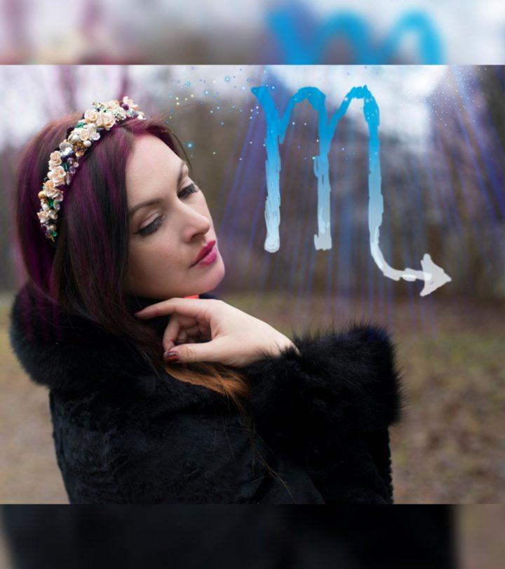 Scorpio Woman Characteristics And Personality Traits-1