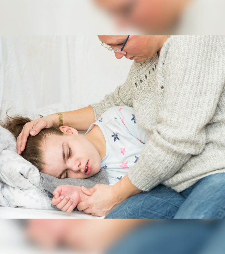 Seizures In Children Types Causes