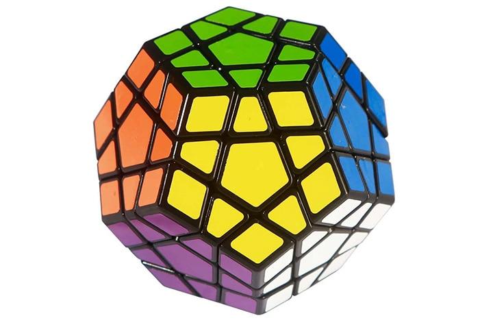Shengshou Megamix BlackWhite Speed Cube