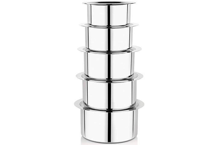 Springway Stainless Steel Cookware