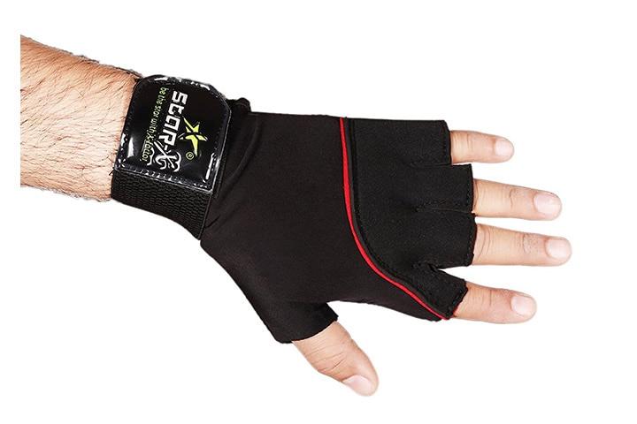 StarX Lycra Gym Gloves